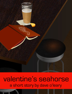 Valentine's Seahorse - Dave O'Leary